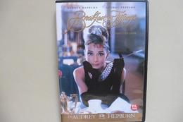 DVD Breakfast At Tiffany's (Diamants Sur Canape) De Blake Edwards (1961) Avec Audrey Hepburn Et George Peppard - Classic