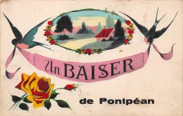 35 . N° 45770 . Un Baiser De Pontpéan - Autres Communes