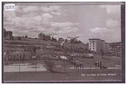 LA CHAUX DE FONDS - LE MINIGOLF - TB - NE Neuchâtel