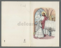 ES5168 SS. Sacramento COMUNIONE RICORDINO CAMPI SALENTINA APRIBILE Santino - Religione & Esoterismo