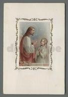 ES5169 SS. Sacramento COMUNIONE Santino - Religione & Esoterismo