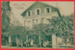"""-- MORSANG Sur ORGE (Essonne) - AVENUE MARTHE """"LES TILLEULS"""" - CAFE RESTAURANT TABAC -- - Morsang Sur Orge"""