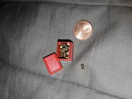 Rare Petite Boite Complète 2mm à Broche Pour Collection - Decorative Weapons