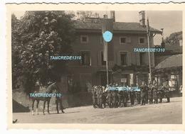 WW2 RARE ! PHOTO ORIGINALE Soldats Allemands à DOCELLES Près Bruyères Epinal VOSGES 88 - 1939-45