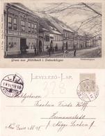 Gruss Aus Muhlbach Siebenburgen Sebes Szaszsebes - Romania