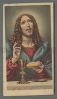 ES5181 SS. Sacramento COMUNIONE EUCARESTIA SANTUARIO MARIANO DELLA PIETA BRINDISI Santino - Religione & Esoterismo
