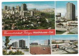 Germania Universitätsstadt Tübingen Waldhäuser - Ost Viaggiata 1976 - Tuebingen