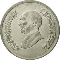 Monnaie, Jordan, Hussein, 5 Piastres, 1998/AH1418, TTB, Nickel Plated Steel - Jordan