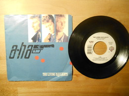 A-ha The Living Daylights 1987 - 45 Rpm - Maxi-Single