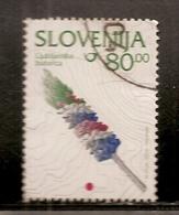 SLOVENIE   N°  168    OBLITERE - Slovénie