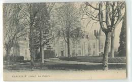 37729 - CHACENAY - LA FACADE - Frankreich