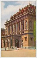 C. P.  PICCOLA    BUDAPEST   IL  PALAZZO  DELL' OPERA     (VIAGGIATA  IN  ITALIA  1930)    (  VIAGGIATA) - Hungary