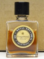 Miniature Fragonard Royal Dry - Modern Miniatures (from 1961)