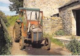 AGRICULTURE Tracteur (  England UK ) SWALEDALE - CPSM CPM Postée 1994 - Tractor Traktor Trattore - Tracteurs