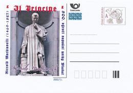 CDV C Czech Republic N. Machiavelli Il Principe 2013 - Writers