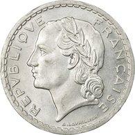 Monnaie, France, Lavrillier, 5 Francs, 1946, Beaumont - Le Roger, TTB - Francia