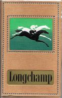 Ancien Paquet Vide Longchamp - Contenitore Di Sigari