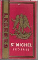 Ancien Paquet Vide St Michel Légères - Étuis à Cigares