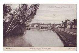 5499   Tomar   Ponte E Margens Do Rio Nabão - Santarem