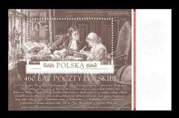 Poland 2018 Mih. 5023 (Bl.277) Polish Post MNH ** - 1944-.... Republic