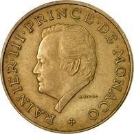 Monnaie, Monaco, Rainier III, 10 Francs, 1979, TB+, Copper-Nickel-Aluminum - Monaco