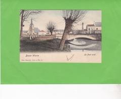 BASSE-WAVRE  -  Le Pont Rond - Waver