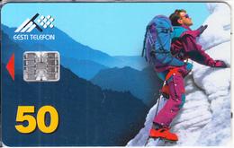 ESTONIA - Himalaya, Tirage 50000, 12/98, Mint - Estonia