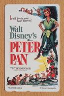 Japon Japan Free Phonecard (F) - / 110-191461 / Disney - Peter Pan / Mint Neu Neuve - Comics