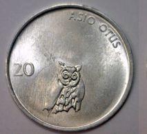 Slovenia - 20 Stotinov 1992 UNC Bank Bag - Slovénie