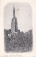 KINGS SUTTON CHURCH - Northamptonshire