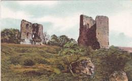 HADLEIGH CASTLE - England