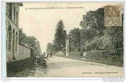 76.LA NEUVILLE-CHAMP-D'OISEL.LA ROUTE DES ANDELYS - France