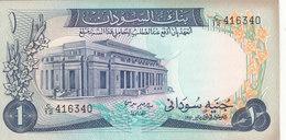 SUDAN 1 POUND 1970 P-13a AU/UNC */* - Soudan