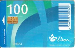 ESTONIA(chip) - Telecom Logo, Elion Telecard 100 Kr, Tirage 10000, 02/04, Used - Estonia