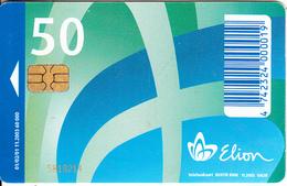 ESTONIA(chip) - Telecom Logo, Elion Telecard 50 Kr, Tirage 60000, 11/03, Used - Estonia