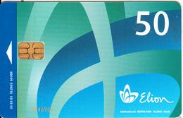 ESTONIA(chip) - Telecom Logo, Elion Telecard 50 Kr, Tirage 60000, 10/03, Used - Estonia