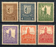 42358) SBZ # 156-61 Y Postfrisch Aus 1946, 26.- € - Sowjetische Zone (SBZ)