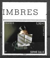 France 2018 - Yv N° 5272 ** - Sophie Calle - Unused Stamps