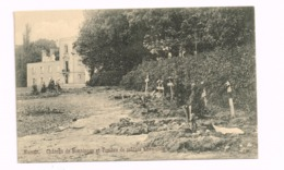 Chemin De Boninne Et Tombes De Soldats Allemands. - Namen