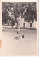 PORTUGAL - ANGOLA - MOÇAMEDES  -  PHOTO PHOTOGRAPH - PHOTOGRAPHY    -  9,2 Cm X 6,4 Cm - Anonymous Persons