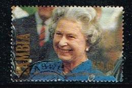 ZAMBIE /Oblitérés/Used/1992 - 40 Ans Accession Au Trône De SM Elizabeth II - Zambia (1965-...)