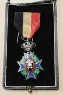 Medaille Civile De La Mutualité Belge Avec Boite - Belgium