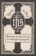 Louis Heyninck-tongeren 1868-1914 - Images Religieuses