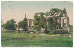 Bolton Abbey, 1905 Postcard - Folkestone