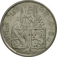 Monnaie, Belgique, Franc, 1939, TB+, Nickel, KM:119 - 1945-1951: Regency