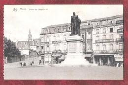 Mons Belgien Statue De Leopold 1er Mons UNUSED - Mons