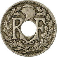 Monnaie, France, Lindauer, 10 Centimes, 1923, Poissy, TB, Copper-nickel - France