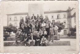 PORTUGAL   -  PHOTO PHOTOGRAPH - PHOTOGRAPHY - VISEU   - 6,2 Cm X 9 Cm - Anonymous Persons