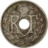 Monnaie, France, Lindauer, 5 Centimes, 1926, Paris, B+, Copper-nickel, KM:875 - France