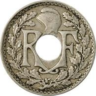 Monnaie, France, Lindauer, 10 Centimes, 1923, Poissy, TB+, Copper-nickel - France